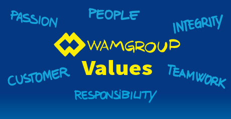 "7c05a901e7d3bf WAMGROUP ""Values"" Video"