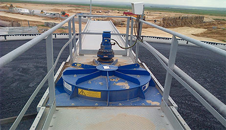 High efficiency in removing biological sludge